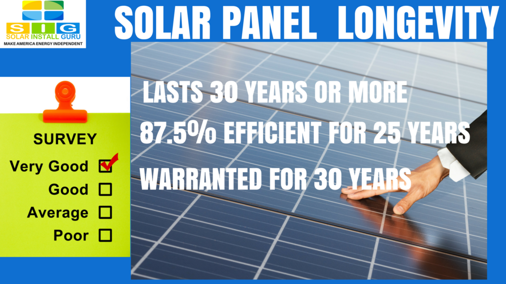 How Long Do The Solar Panels Last Solar Install Guru Blog